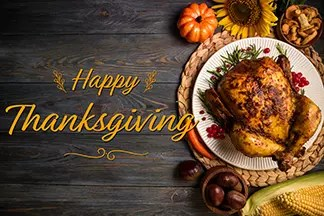 Make Thanksgiving special, take time to reflect