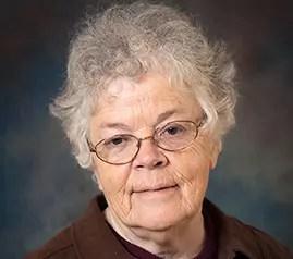In Memoriam: Sister Patricia McGowan, SC