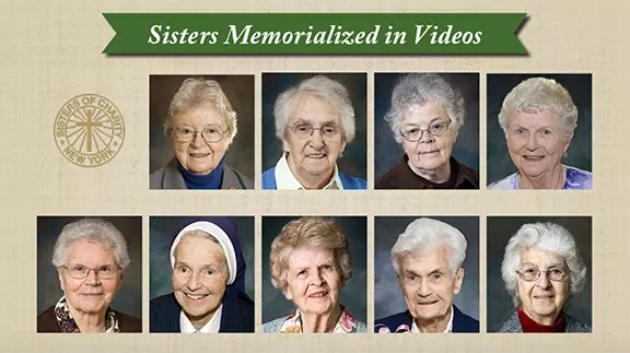 Sisters Memorialized in Videos