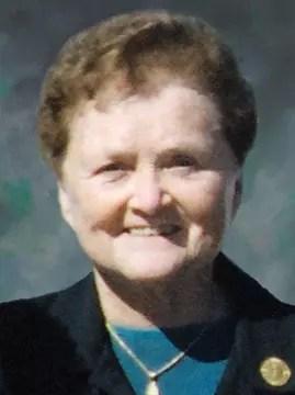Sr. Kathleen McKiernan, SC