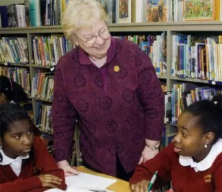 Sr. Margaret Dennehy: Advocate for Primary School Libraries