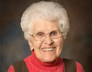 In Memoriam: Sister Catherine Smith, SC
