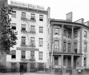 Elizabeth Seton's New York: 8 State Street