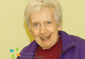 Catholic Sisters Week Spotlight: Sister Margaret Beaudette and the Road to Emmaus