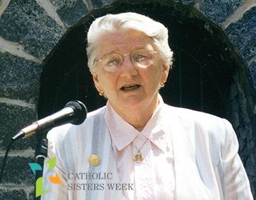 Catholic Sisters Week Spotlight: Sister Elizabeth Vermaelen, SC