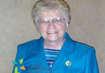 Catholic Sisters Week Spotlight: Sister Francis Marita Sabara, SC