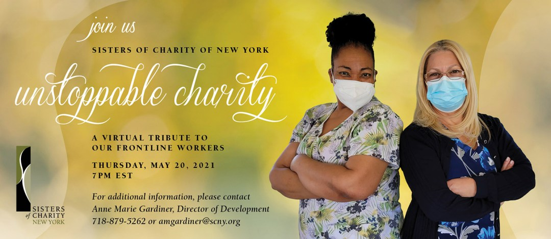 """""""Unstoppable Charity"""" Virtual Spring Benefit"""