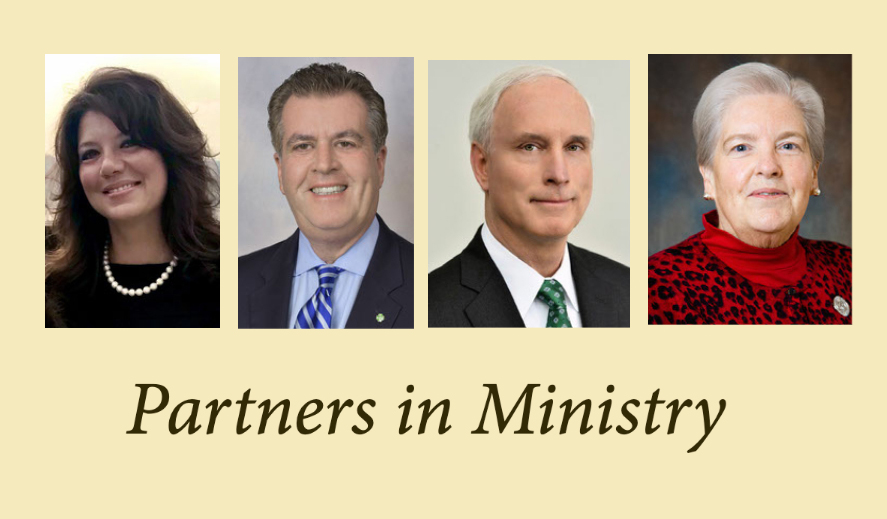 """Partners in Ministry – """"Keepers of the Flame"""""""