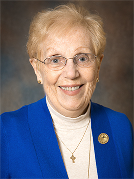 Sister Kathleen Sullivan, SC