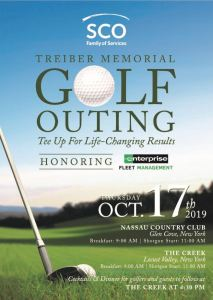 Golf Fundraiser on Long Island for Nonprofit Organization