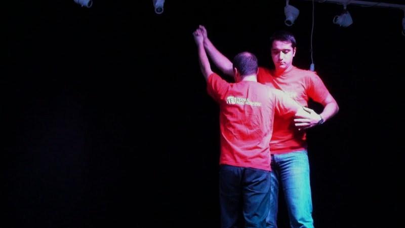 dancing time cu Andrei si Florin