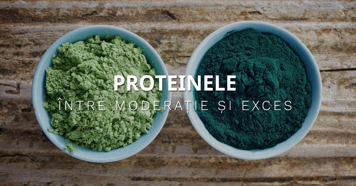 6 Proteinele Intre Moderatie Si Exces