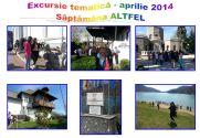 AFIS - EXCURSIE aprilie 2014