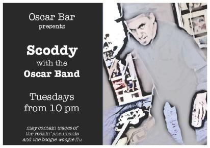 oscar scoddy