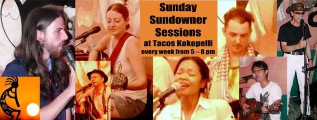 sundowners cover