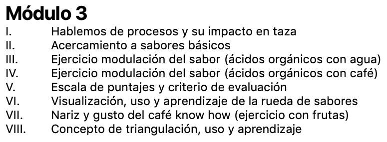 curso barista, barista Medellín, curso café, curso virtual, curso online, negocios café
