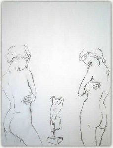 Artist: Solomon Cohen Title: Confusion