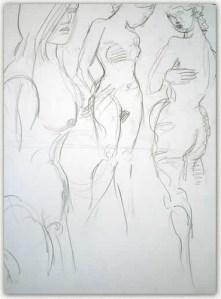 Artist: Solomon Cohen Title: Movement