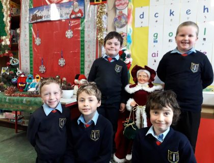 Count down to the Toy Show – Senior Infants