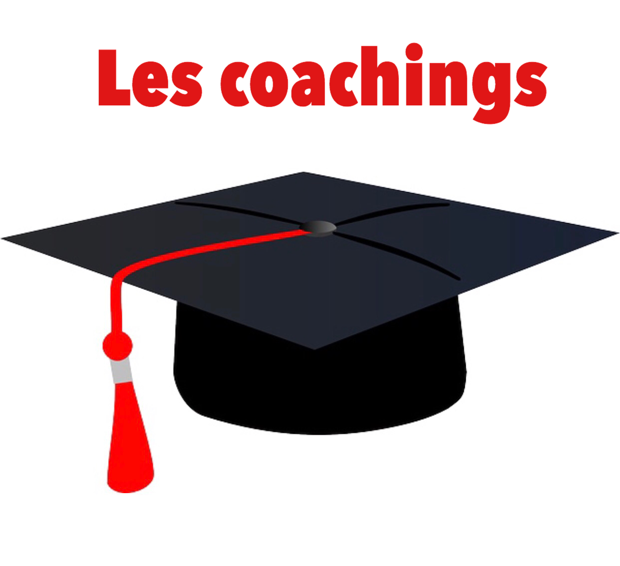 Coaching pédagogique, coaching de concentration, de motivation, d'orientation
