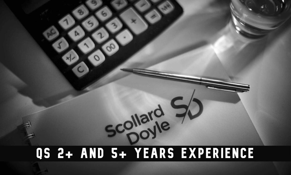 Scollard Doyle QS job