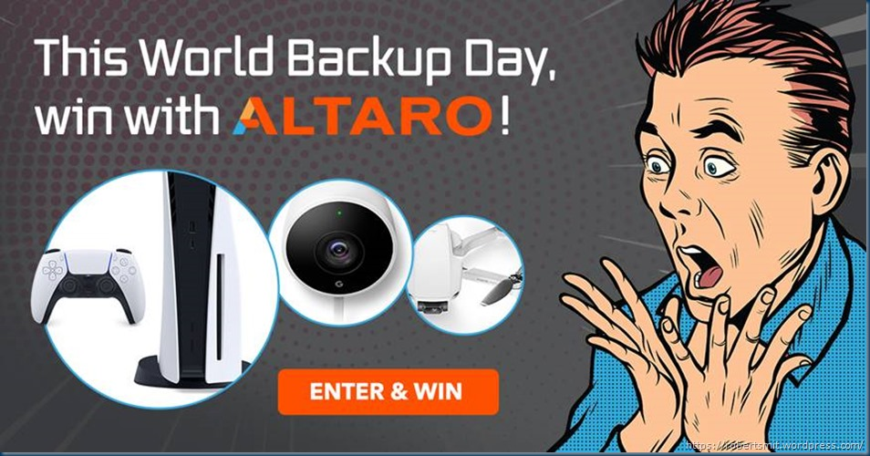 As World Backup Day approaches, we're reminded of all the mishaps, backup scares, and  near-catastrophes that we've experienced over the years – and how grateful we were to have backup during those times!