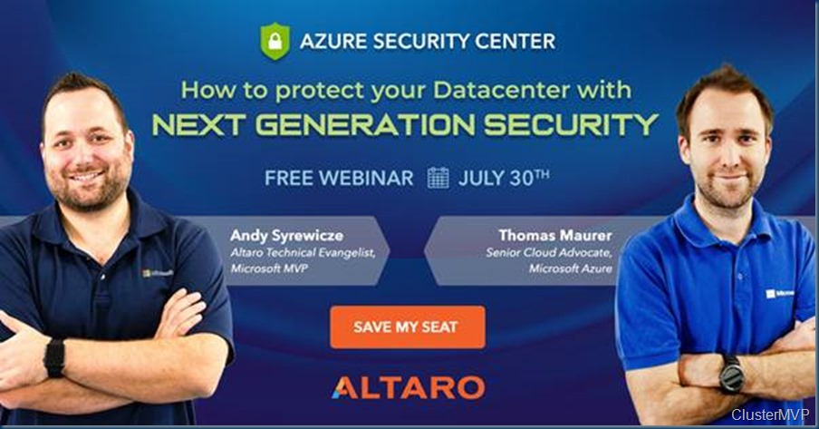 Azure Security Center: How to Protect Your Datacenter with Next Generation Security