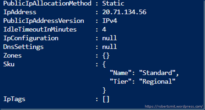 How to change Azure Public IP SKU upgrade Basic to Standard #Azure #IP #SKU #Blog