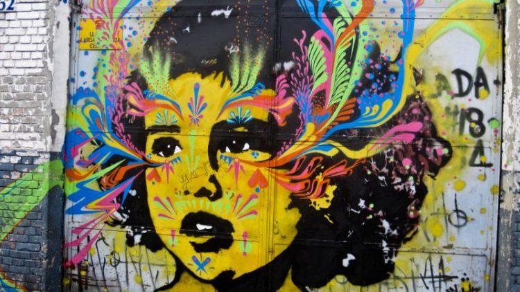 murales graffiti bogotà candelaria street art carrera 26