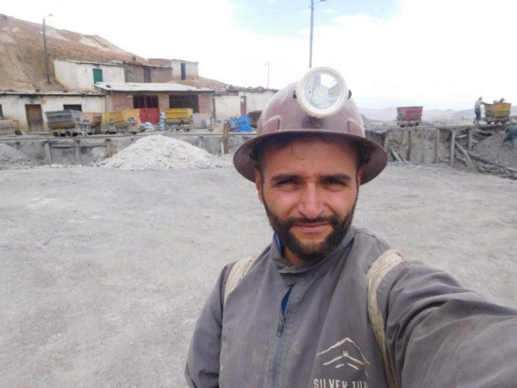 scomfortzone miniera potosì bolivia