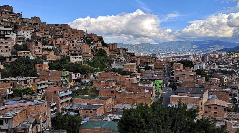 Medellin Comuna 13 San Javier Juan XXIII dove fare volontariato in Colombia