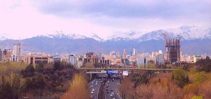 La sicurezza durante un viaggio in Iran arrivare a Teheran