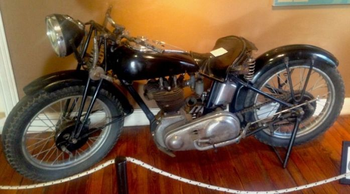 La poderosa moto viaggio Ernesto Che Guevara Alta Gracia Cordoba Argentina