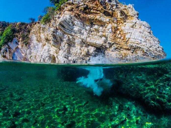 Viaggio in Albania Saranda Drymades i consigli di Sonila Qesaraku