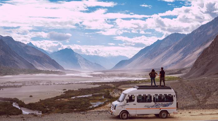 viaggiare in van risolve la paura del giudizio uscire comfort zone