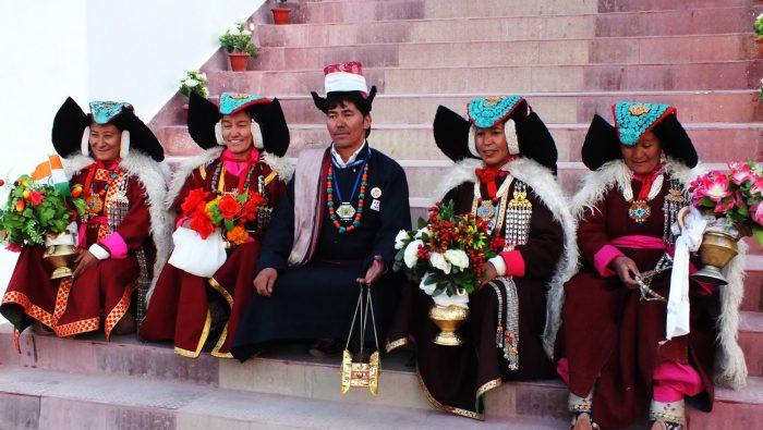 viaggio di gruppo in ladakh india tiber lama meditazione