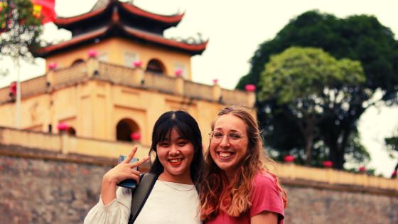 il viaggio di giulia zilibotti nel sud est asiatico tra incontri e volontariato intervista per mattia di scomfort zone
