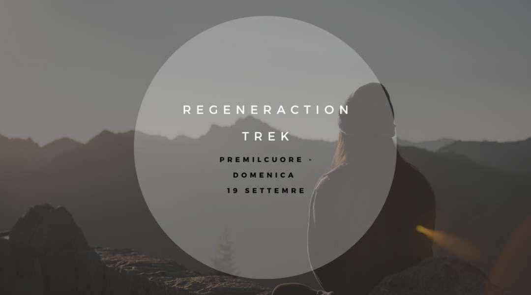 regeneraction trek e meditazione foreste casentinesi