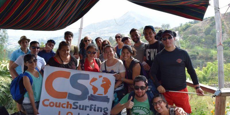 Partecipare a un raduno di Couchsurfing – Ma dici davvero?