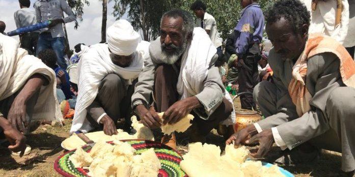 Il mercato di Lalibela – Il cuore dell'Etiopia per un sabato