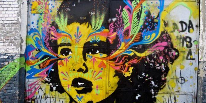Le vie dei graffiti – Esperienza local a Bogotà