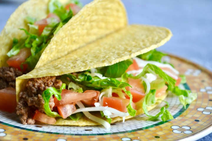 20 Minute Taco Meat