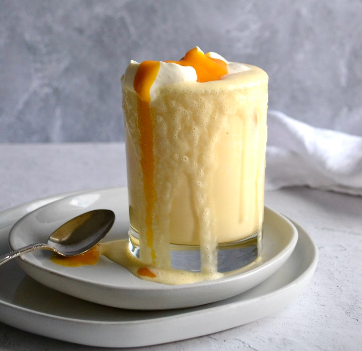 The Creamiest Mango Milkshake