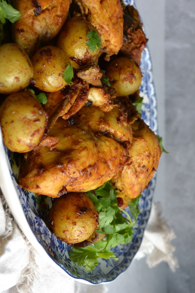 serve with some potatoes for a complete meal