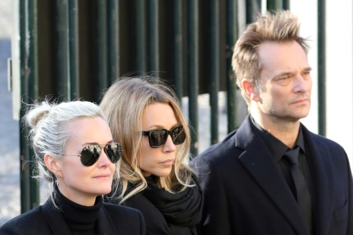 Johnny Hallyday Records: Laura Smet and David Hallyday Alleged Royalty Freeze