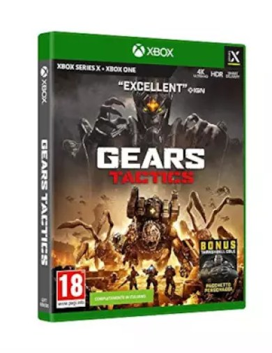 Gears Tactics - Xbox Series X/S e Xbox One
