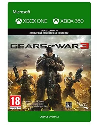 Gears of War 3 - Xbox One e Xbox 360