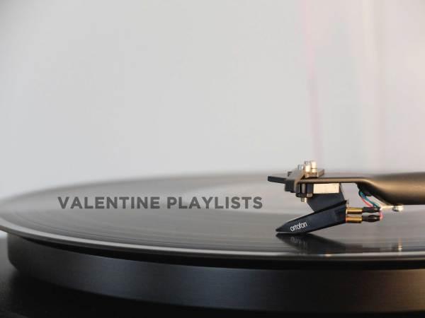 10 Irresistible Valentine Playlists