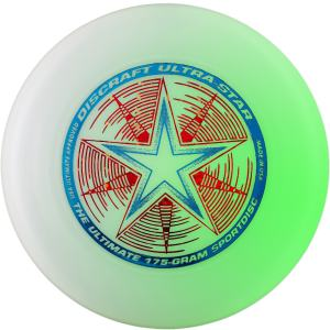 Фрисби Discraft Ultra-Star Nite-Glo
