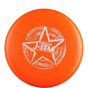 Фрисби для детей Discraft J-Star оранжевый